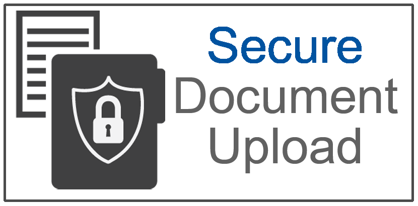 Secure Document Upload